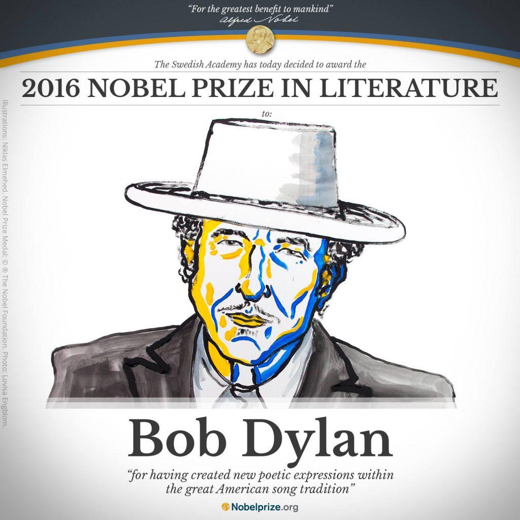 Literaturnobelpreisträger 2016